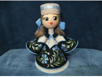 Куклы из льна