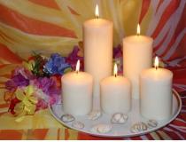 Свечи Цилиндры