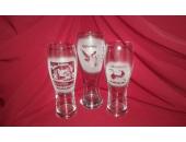 Сувенирный стакан для пива 10В02