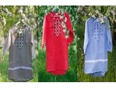 Платье - Туника (вышивка)