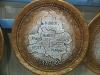 Тарелка Карта 18см 2К13