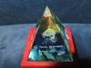 Пирамида Хрустальная 5 см