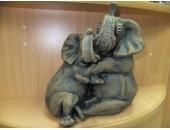 Фигурка пара слонов 1Б29