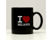 """Кружка """"I love Belarus"""" 11А12"""