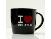 "Кружка из серии "" I love Belarus "" 11А15"