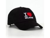 """Бейсболка """"I love Belarus"""" 7Ж04"""