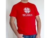 "Футболка "" Belarus ornament"" 7Ж01"