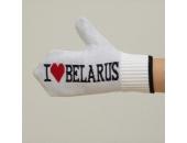 "Варежки ""I love Belarus"" 7Д11"