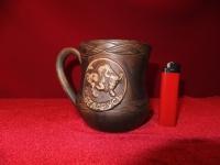 Кружка для чая с символом Зубр 2Г40