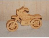 Пазл Мотоцикл 3И03