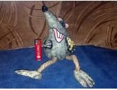 1А02 Копилка мышь