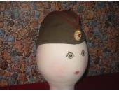 Пилотка Офицерская В01