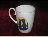 Чашка с котиками 11А17