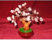 Дерево счастья Розовый кварц мал